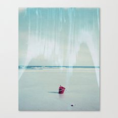The Bucket Canvas Print