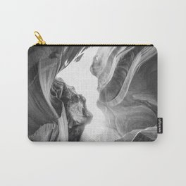 ANTELOPE CANYON III / Arizona Desert Carry-All Pouch