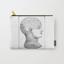 Phrenology2 Carry-All Pouch