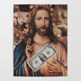 Jesus loves sex Poster