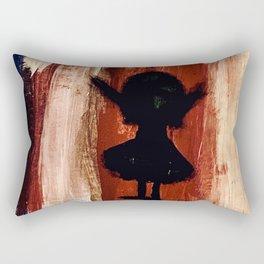 Freeze Rectangular Pillow