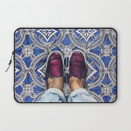Art Beneath Our Feet - Ancona, Italy Laptop Sleeve
