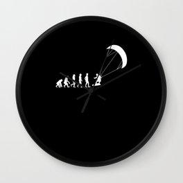 Evolution Kite Surf Wall Clock