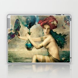 The Blessed Temperance Laptop & iPad Skin