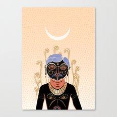 Indian Man Canvas Print