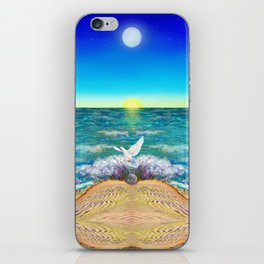 Ebb and Flow iPhone Skin