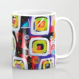 Abstract Etude Coffee Mug