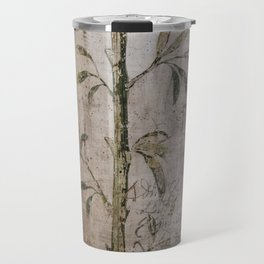 Antique wall painting Travel Mug