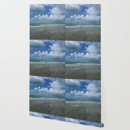 Dramatic Sky Over Litchfield Beach Wallpaper