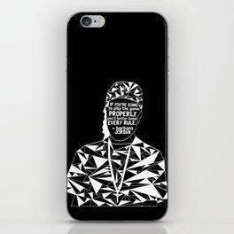 Philando Castile - Black Lives Matter - Series - Black Voices iPhone Skin
