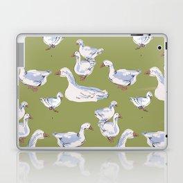 Geese are laying Laptop & iPad Skin