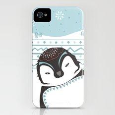 Messer Pinguino Slim Case iPhone (4, 4s)