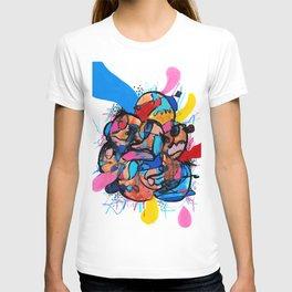 Alone 8 T-shirt