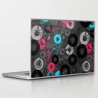 tape Laptop & iPad Skins featuring Mix Tape by Jorge Lopez