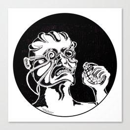 Mr. K - War Canvas Print