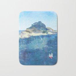 The Niemon Island Bath Mat