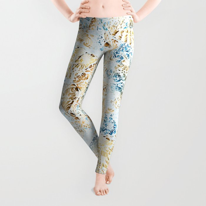 Sea & Ocean #9 Leggings