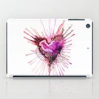 valentine iPad Cases featuring Valentine by CSNSArt