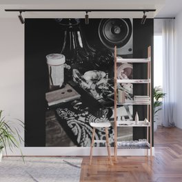 Hollywood Nightmare Phone case Wall Mural