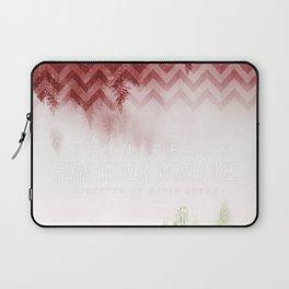 Twin Peaks: Fire Walk With Me Laptop Sleeve