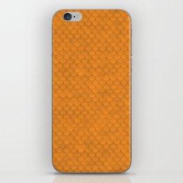 Aquaman Scales iPhone Skin