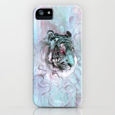 Illusive By Nature (Blue) iPhone SE Slim Case