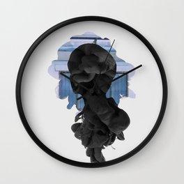 SVT - Joshua Smoke Effect Wall Clock