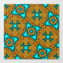 Celtic Illusion Canvas Print