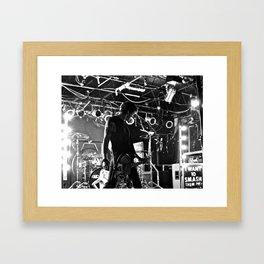 Against Me! - I Want to Smash Them All Framed Art Print