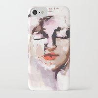 givenchy iPhone & iPod Cases featuring Madonna and Baby (GIVENCHY) by Jacobello