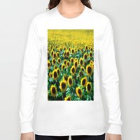 infinity Long Sleeve T-shirts featuring Infinity by Robin Curtiss