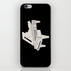 Music Is The Key. iPhone Skin