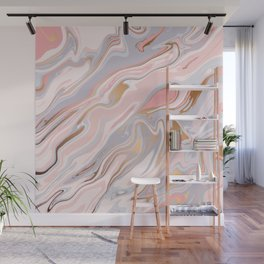 Marble and Gold 005 Wall Mural