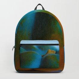 Blue Light Pumpkin Backpack