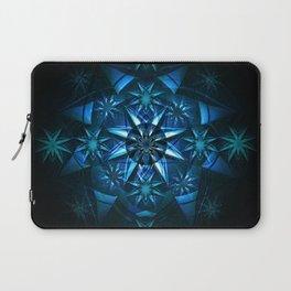 Anasazi Star Mandala Meditation Print Laptop Sleeve