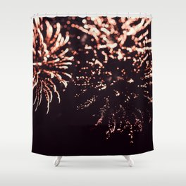 July Skies #5 Shower Curtain