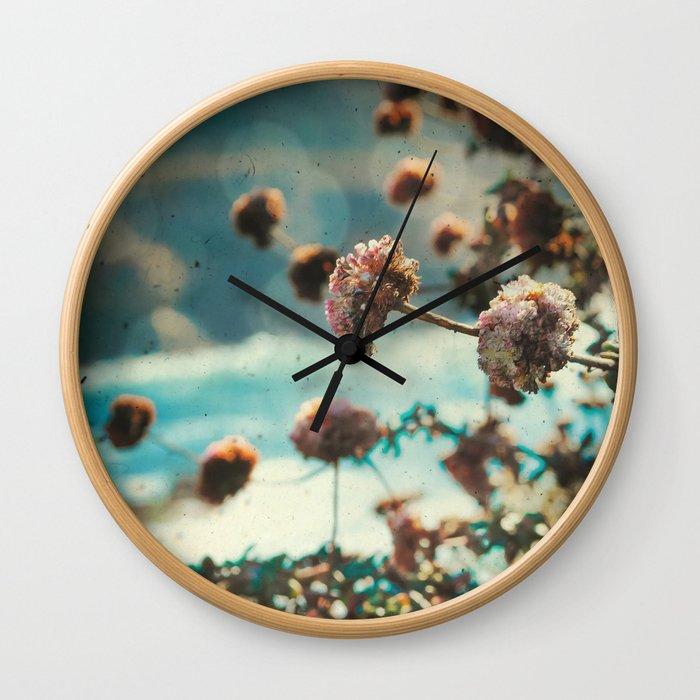 Big Sur - Kiss the Light Wall Clock