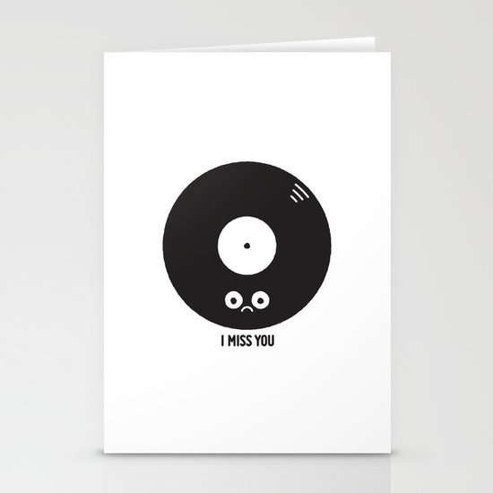 For the Record Stationery Cards