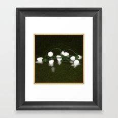 Illumination Variation #1 Framed Art Print