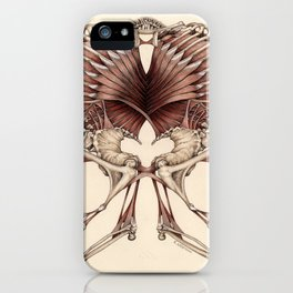 OUTSIDE: Invented Anatomy iPhone Case