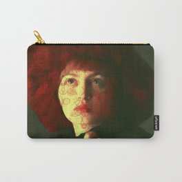 The red hat Carry-All Pouch