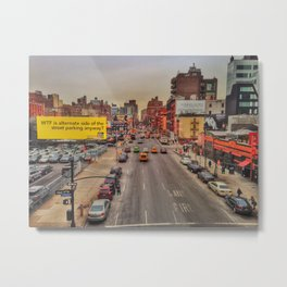 High Line (5) Metal Print