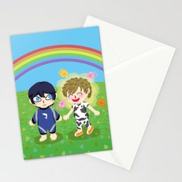 ACNL!Makoharu Stationery Cards