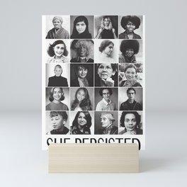 Nevertheless Mini Art Print