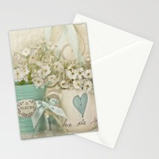 Fluers  Stationery Cards