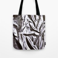 disco Tote Bags featuring DISCO by paginnation