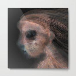 Ghost 01 Metal Print
