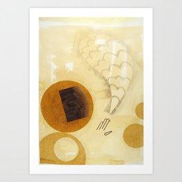 bcsm 006 (cadet) Art Print