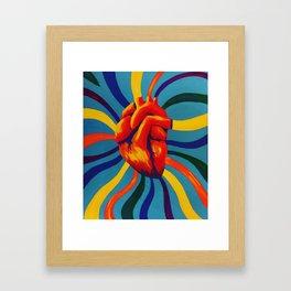The Greatest Teacher Framed Art Print