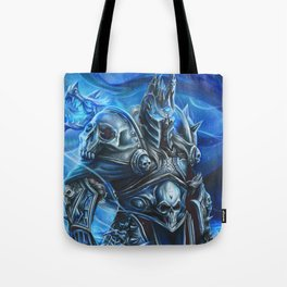 Lich King Tote Bag
